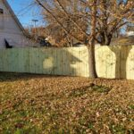 Six Foot Privacy Fence